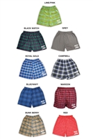 POCONO TRAILS FLANNEL BOXERS