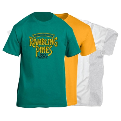 RAMBLING PINES OFFICIAL TEE