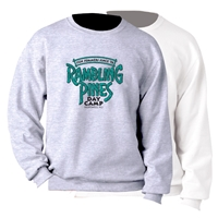 RAMBLING PINES OFFICIAL CREW SWEATSHIRT