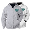 RAMBLING PINES FULL ZIP HOODED SWEATSHIRT