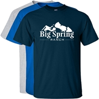 SANBORN BIG SPRING RANCH OFFICIAL TEE
