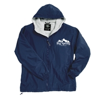 SANBORN BIG SPRING RANCH FULL ZIP JACKET WITH HOOD