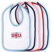 SENECA LAKE INFANT VELCRO BIB