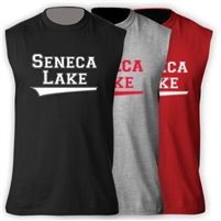 SENECA LAKE SLEEVELESS TEE