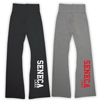 SENECA LAKE AMERICAN APPAREL COTTON SPANDEX JERSEY YOGA PANT