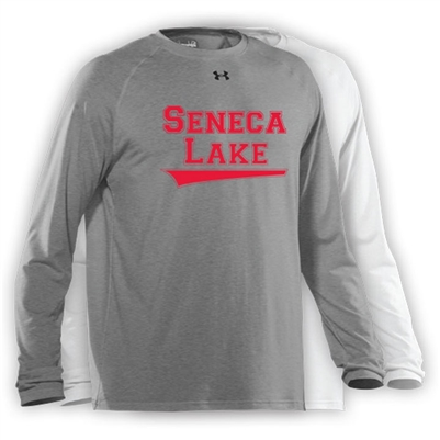 SENECA LAKE UNDER ARMOUR LONGSLEEVE TEE