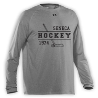 SENECA LAKE UNDER ARMOUR HOCKEY LONGSLEEVE TEE