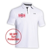 SENECA LAKE ADULT UNDER ARMOUR POLO