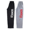 SENECA LAKE OPEN BOTTOM SWEATPANTS WITH POCKETS
