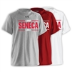 SENECA LAKE UNDER ARMOUR TEE