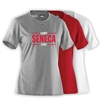 SENECA LAKE LADIES UNDER ARMOUR TEE