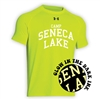 SENECA LAKE HYPER COLOR UNDER ARMOUR TEE