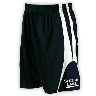 SENECA LAKE OFFICIAL REVERSIBLE BASKETBALL SHORTS