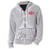 SENECA LAKE UNISEX BURNOUT HOODY