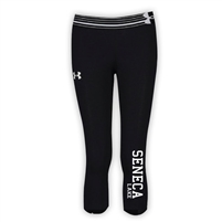 SENECA LAKE GIRLS UNDER ARMOUR HEAT GEAR ALPHA CAPRI