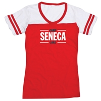 SENECA LAKE POWDER PUFF T-SHIRT