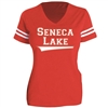 SENECA LAKE LADIES GAME DAY TEE