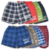SENECA LAKE FLANNEL BOXERS