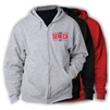SENECA LAKE FULL ZIP HOODED SWEATSHIRT