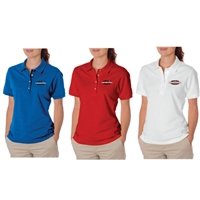 LADIES STAFF COLLAR SHIRT