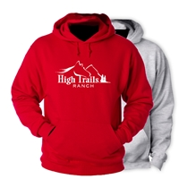 SANBORN HIGH TRAILS OFFICIAL HOODED SWEATSHIRT