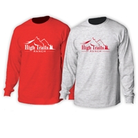 SANBORN HIGH TRAILS RANCH LONGSLEEVE TEE