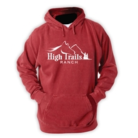 SANBORN HIGH TRAILS VINTAGE HOODED SWEATSHIRT