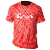 SANBORN HIGH TRAILS TIE DYE TEE