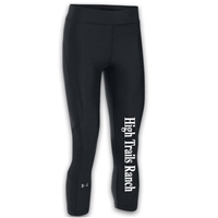 SANBORN HIGH TRAILS LADIES UNDER ARMOUR HEAT GEAR ARMOUR CAPRI