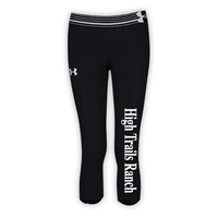 SANBORN HIGH TRAILS GIRLS UNDER ARMOUR HEAT GEAR ALPHA CAPRI