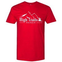 SANBORN HIGH TRAILS RANCH VINTAGE TEE