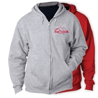 SANBORN HIGH TRAILS FULL ZIP HOODED SWEATSHIRT