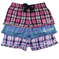 SANBORN HIGH TRAILS RUFFLE BOXERS