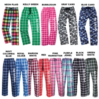 SANBORN HIGH TRAILS FLANNEL PANTS