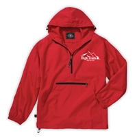 SANBORN HIGH TRAILS PACK-N-GO PULLOVER JACKET