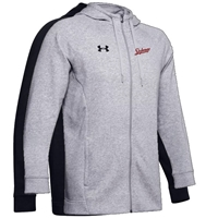 SKYLEMAR UNDER ARMOUR HUSTLE FULL ZIP HOODIE