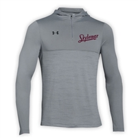 SKYLEMAR UNDER ARMOUR TECH 1/4 ZIP HOODY