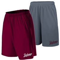 SKYLEMAR TRAINING SHORTS WITH POCKETS