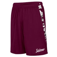 SKYLEMAR MOD CAMO TRAINING SHORTS