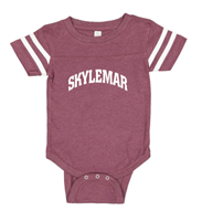 SKYLEMAR GAME DAY INFANT BODYSUIT