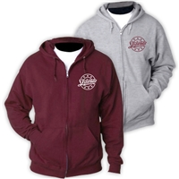 SKYLEMAR FULL ZIP HOODED SWEATSHIRT