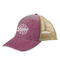 SKYLEMAR OLLIE DISTRESSED HAT