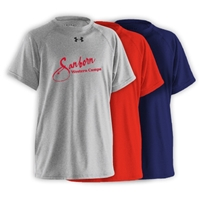 SANBORN WESTERN CAMPS UNDER ARMOUR TEE