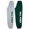 TALL PINES DAY CAMP ELASTIC BOTTOM SWEATPANTS WITH POCKETS