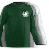 TALL PINES DAY CAMP UNDER ARMOUR LONGSLEEVE TEE