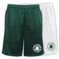 TALL PINES DAY CAMP EXTREME MESH ACTION SHORTS