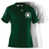 TALL PINES DAY CAMP LADIES UNDER ARMOUR TEE