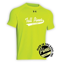 TALL PINES DAY CAMP HYPER COLOR UNDER ARMOUR TEE
