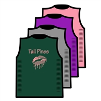 TALL PINES CUT OUT SIDE TEE BY ALI & JOE