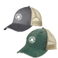 TALL PINES OLLIE DISTRESSED HAT